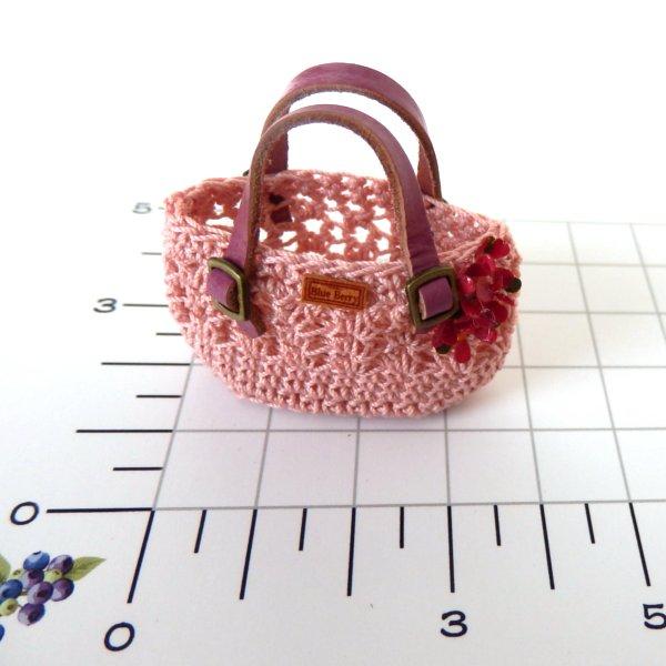 画像2: おかいものバッッグ中ピンク
