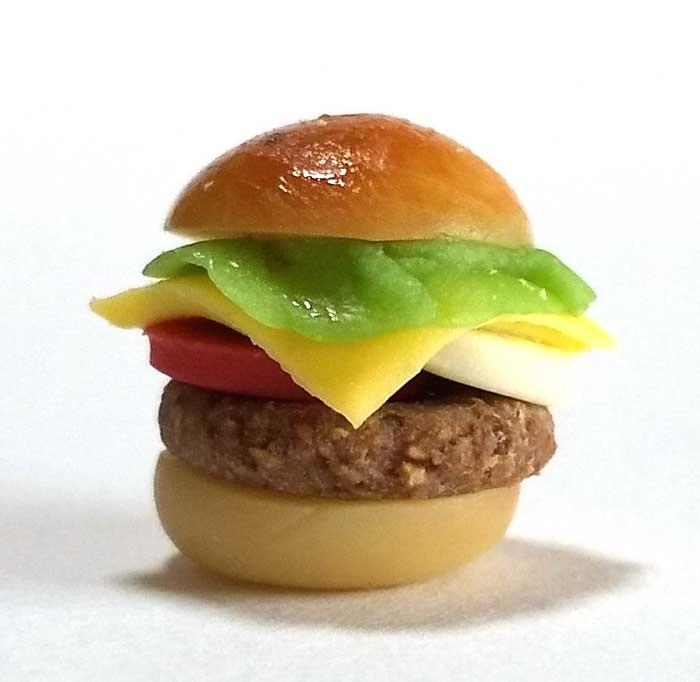 画像2: チーズバーガー