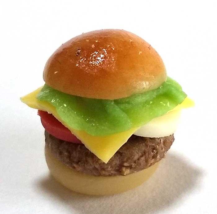 画像1: チーズバーガー