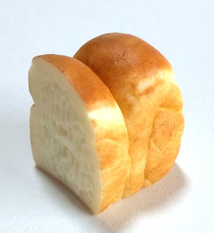 画像1: 山型パン