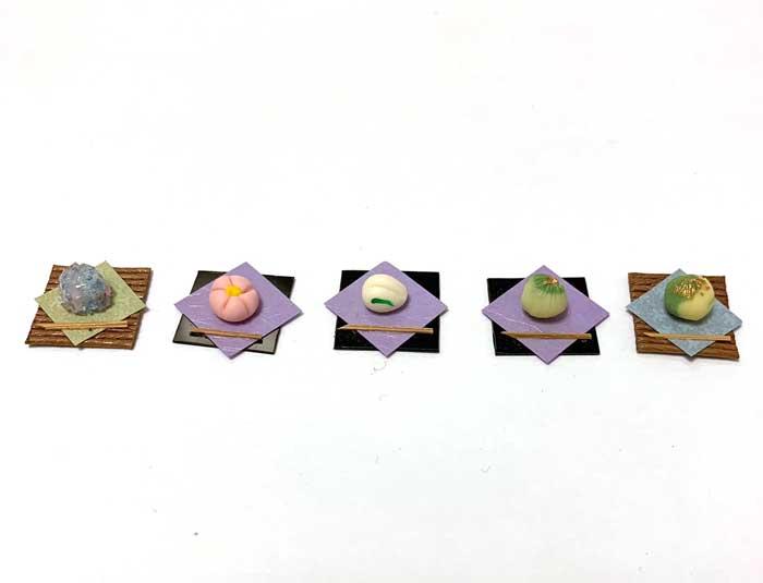 画像1: 和菓子1個