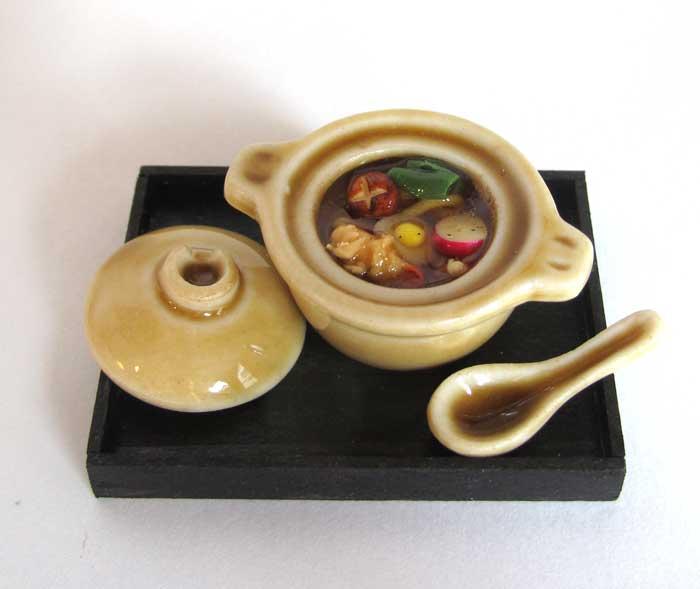 画像2: 鍋焼きうどん