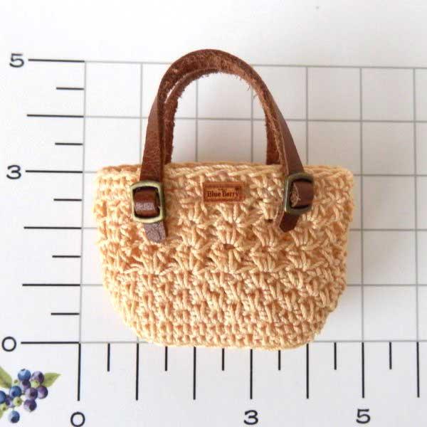 画像2: お買い物バッグ ナチュラル