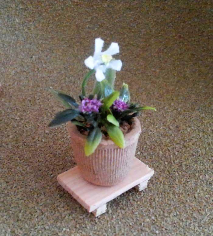 画像2: 和の寄せ植え鉢