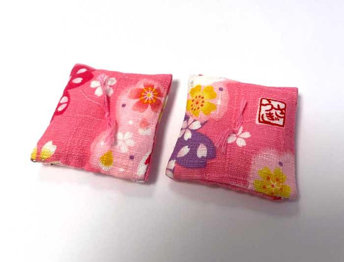 画像2: 座布団1個(ピンク柄)