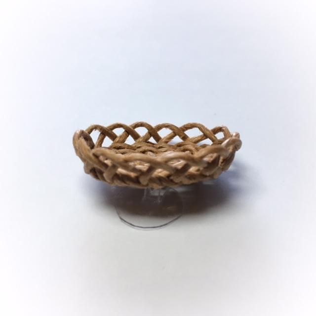 画像2: 盛り籠 楕円 マロン