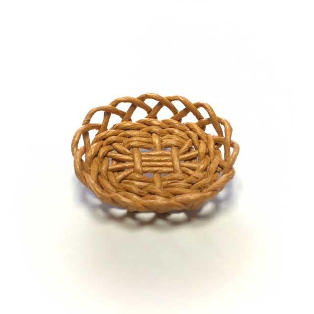 画像1: 盛り籠 楕円 キャラメル