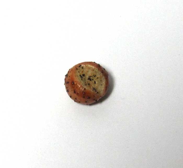 画像1: ごまプチパン