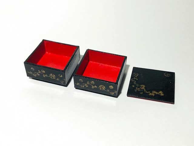画像2: 重箱(2段)