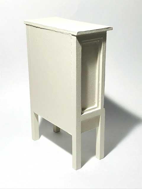 画像3: 引き出し付き飾り棚