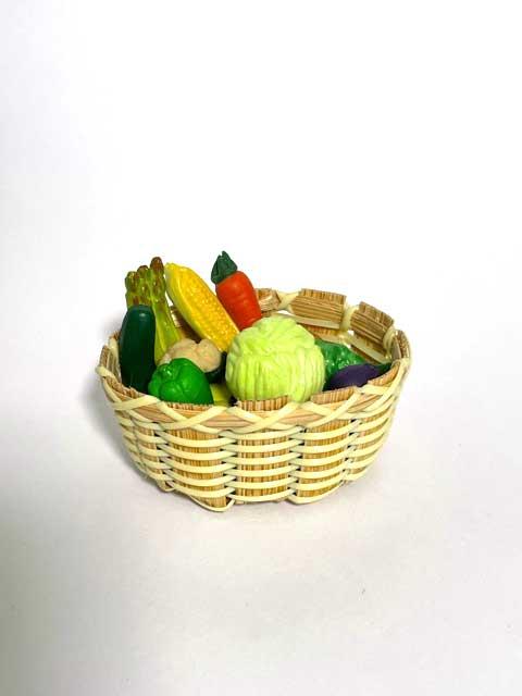 画像1: 野菜かごセット