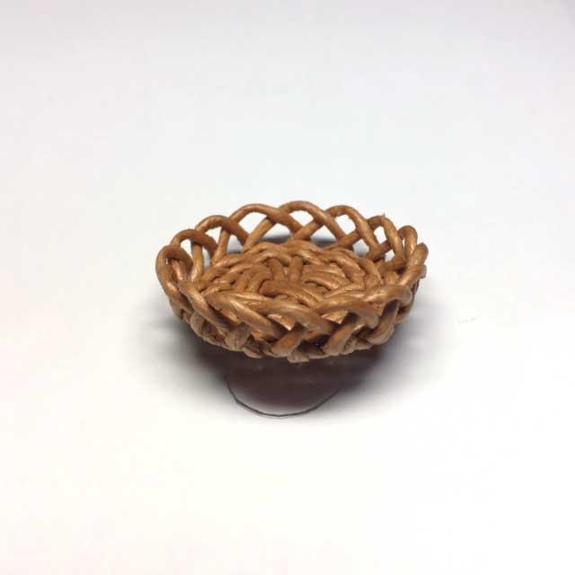 画像2: 盛り籠 円形 キャラメル