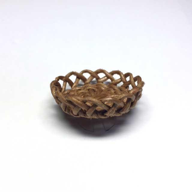 画像2: 盛り籠 円形 マロン