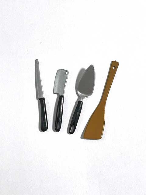 画像1: キッチンツールセット