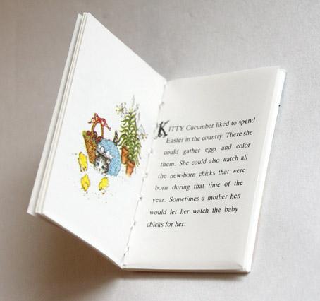 画像2: 絵本 「子猫の祝日」