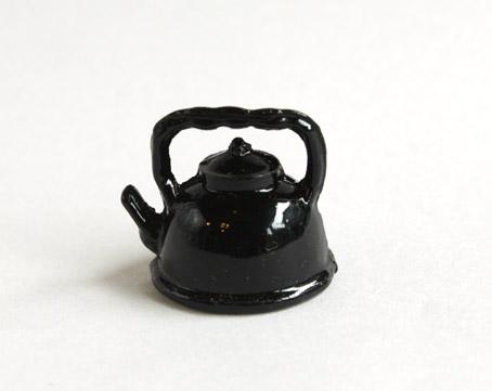 画像1: 黒・やかん
