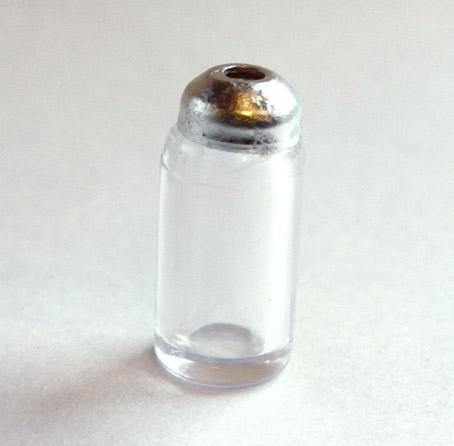 画像1: ガラスシュガーボトル