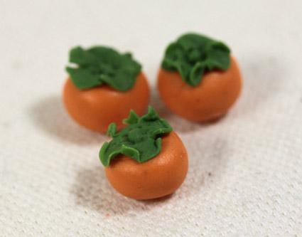画像1: 柿・1個