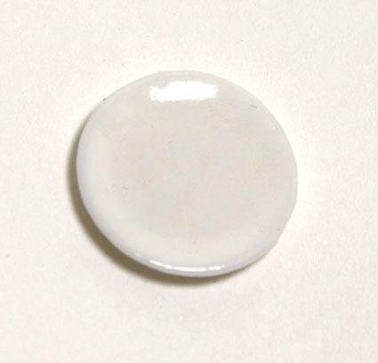 画像1: 白小皿1枚