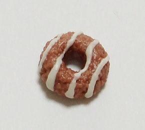 画像1: ドーナツ(S)ホワイトライン