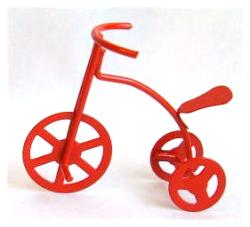 画像1: 三輪車