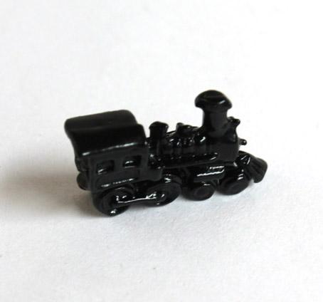 画像2: おもちゃの機関車