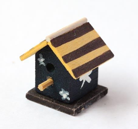 画像1: 巣箱・星条旗カラー