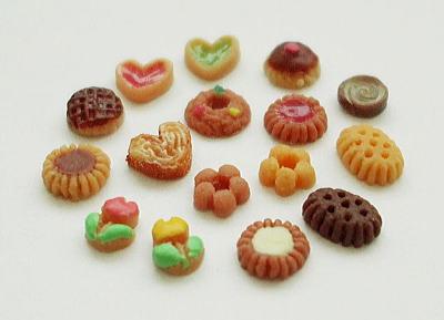 画像2: デコレーションクッキー16個セット