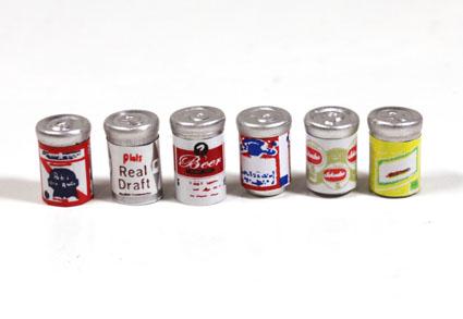 画像1: ビール6缶セット