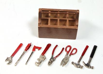 画像1: 大工道具セットとBOX