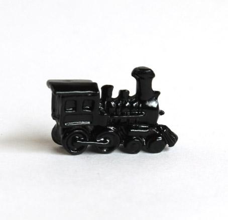 画像1: おもちゃの機関車