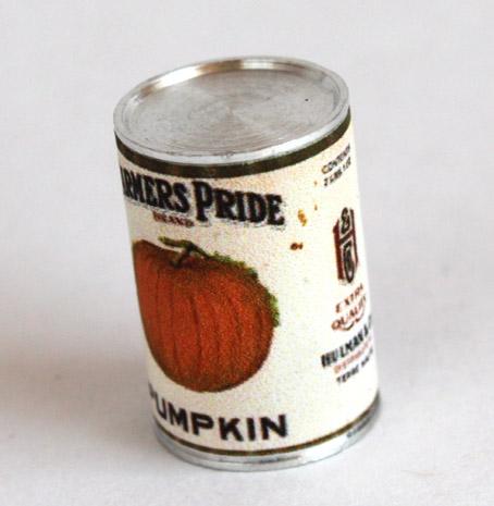 画像2: パンプキン缶詰