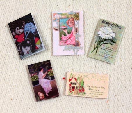 画像1: 母の日のカードセット