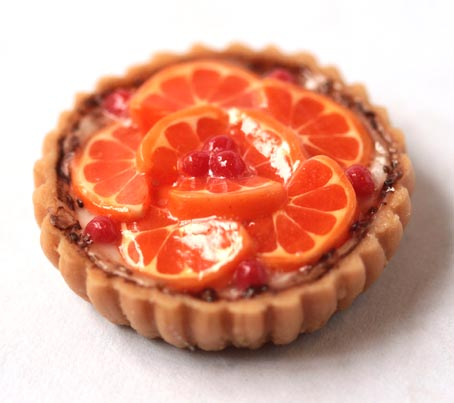 画像2: オレンジのタルト・L