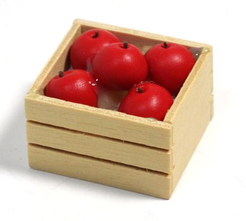 画像1: りんご大箱入