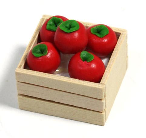 画像1: トマト箱入り