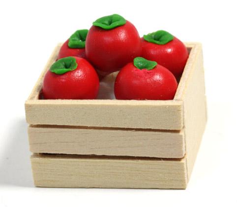 画像2: トマト箱入り