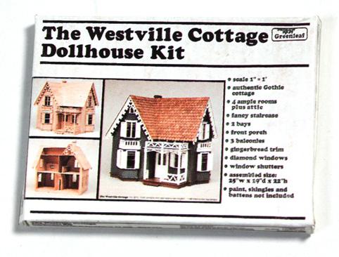画像2: ドールハウスキット箱