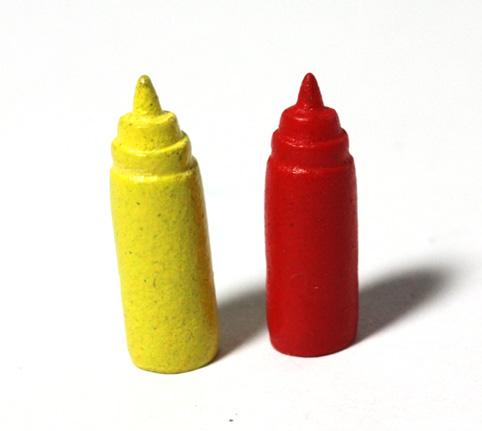 画像1: ケチャップ&マスタード