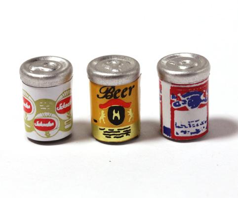 画像1: ビール3缶セット