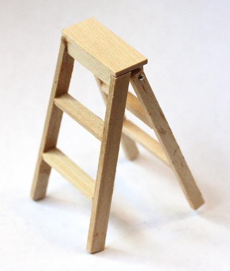画像1: はしご小