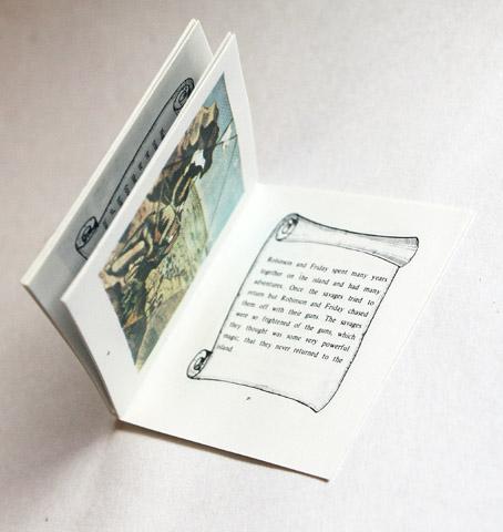 画像2: 絵本 「ロビンソンクルーソー」