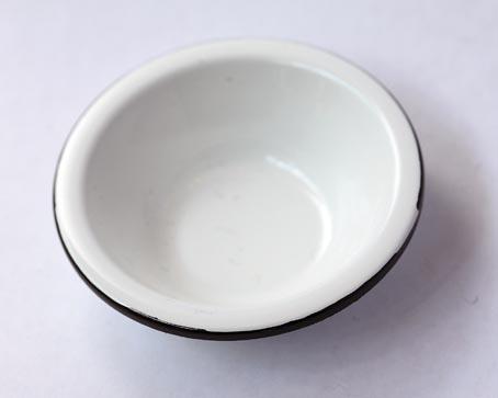 画像1: 洗面器・ホワイト