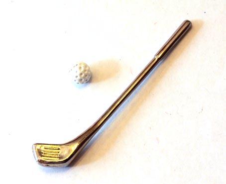 画像1: ゴルフセット