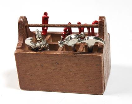 画像2: 大工道具セットとBOX