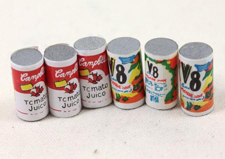 画像1: スープ・野菜ジュース缶セット大
