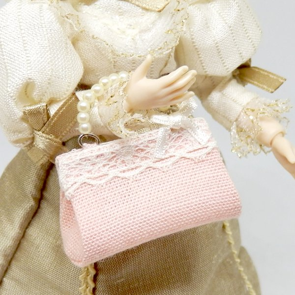 画像3: ハンドバッグ・ベビーピンク
