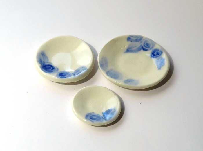 画像1: 青花皿